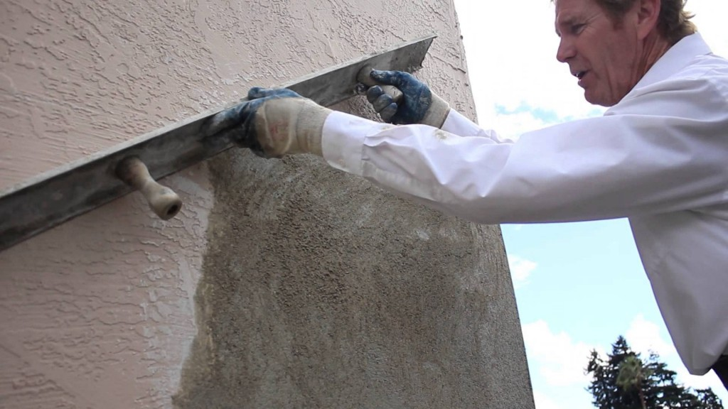 Tips for feathering stucco over incorrect sheathing and lathing