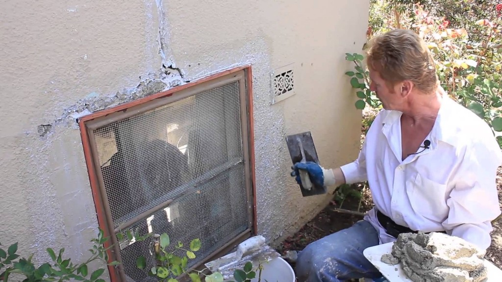 Home repairs to stucco, Common stucco problems for DIY folks